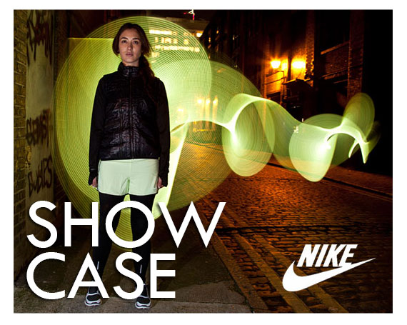 Project Showcase: Nike 'Running Refletctions' Campaign