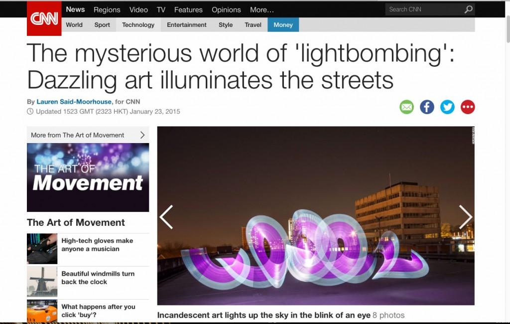 Birmingham Photographer and Artist Peter Medlicott featured on CNN
