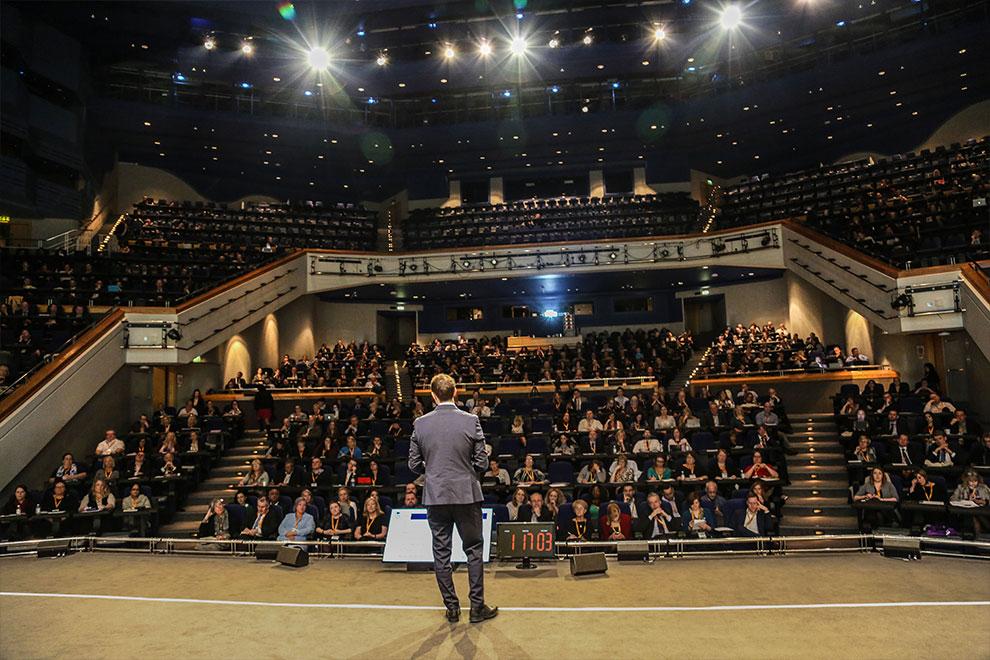 conference photographer in Birmingham corporate event photographer