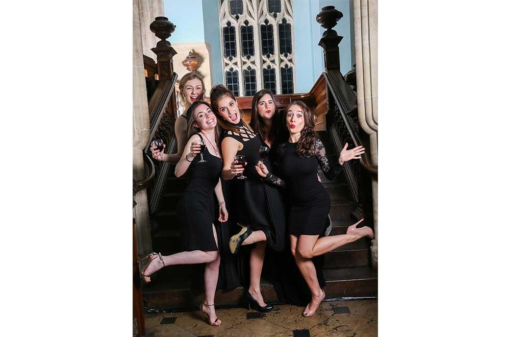 Black tie gala ball photographer Birmingham West Midlands