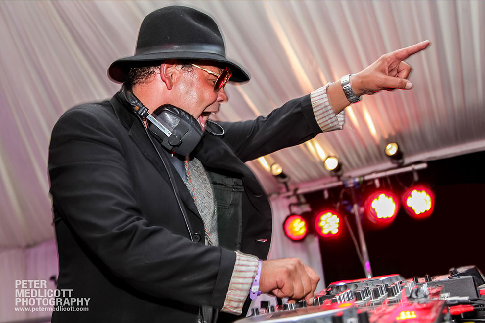 Craig Charles DJ Event Photographer in Birmingham