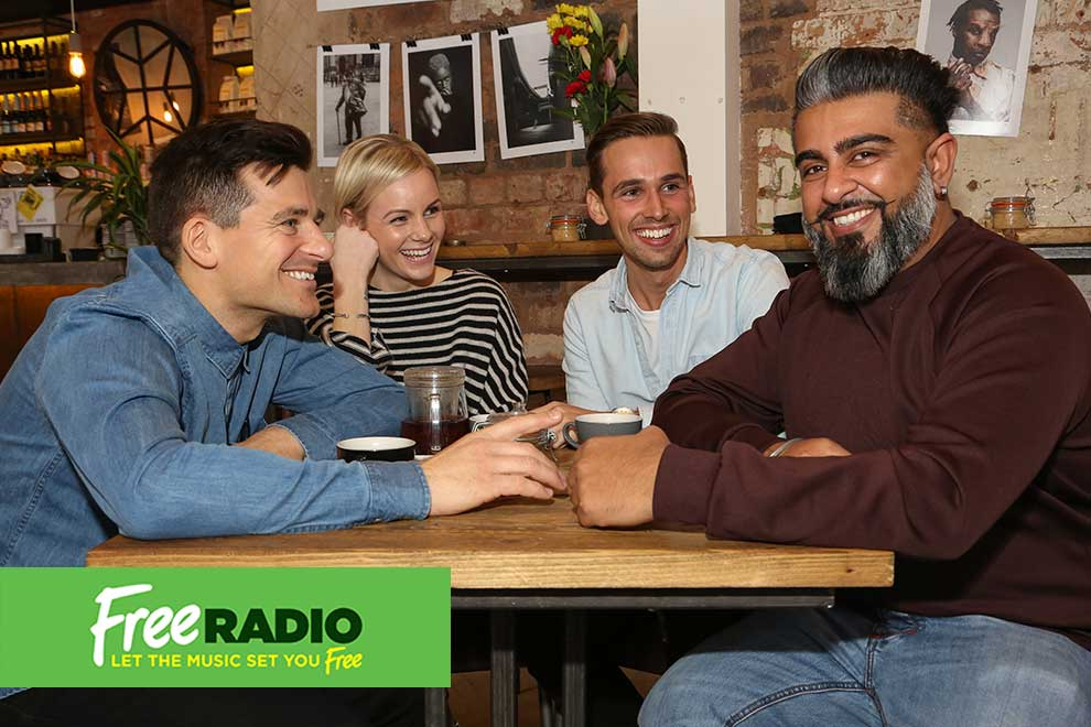 Freelance PPR Photographer Birmingham Freeradio