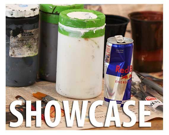 Project Showcase: Red Bull Studios