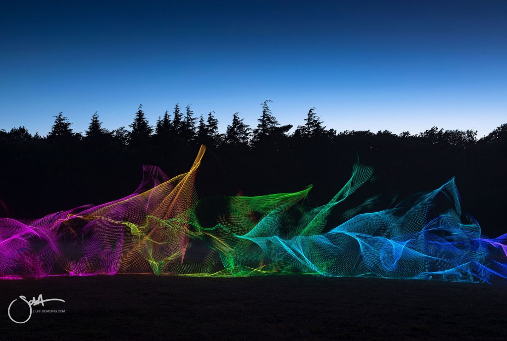 Neon-Forrests-Light-Painting- 2