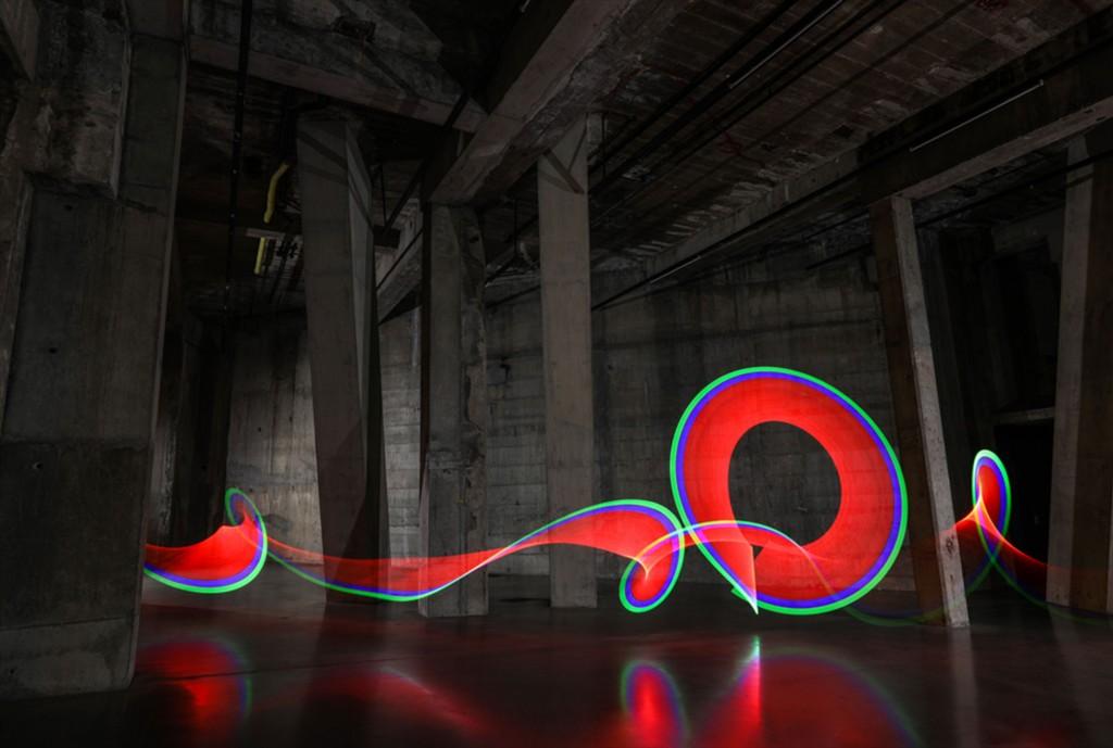 Tate-Modern-Light-Painting
