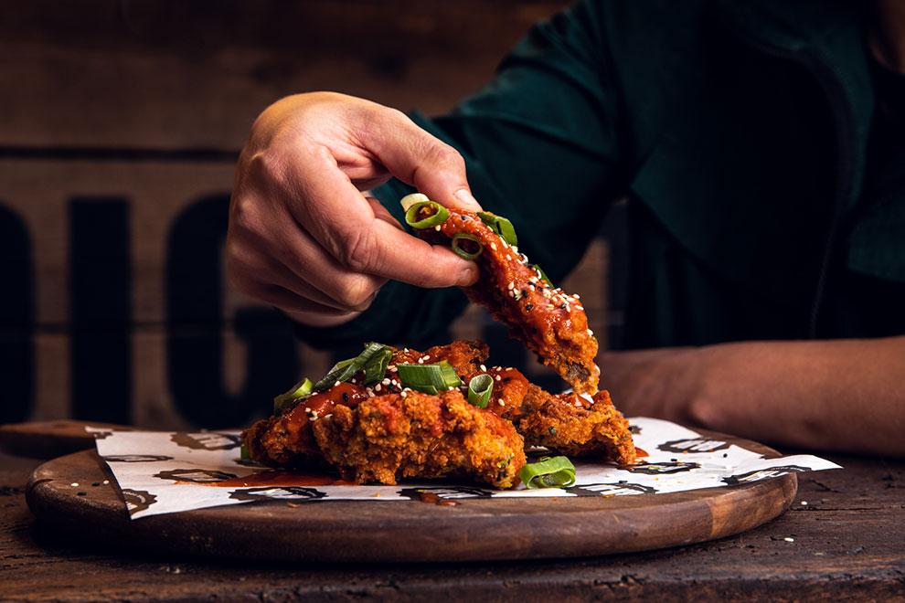 Food and drink Photographer Birmingham