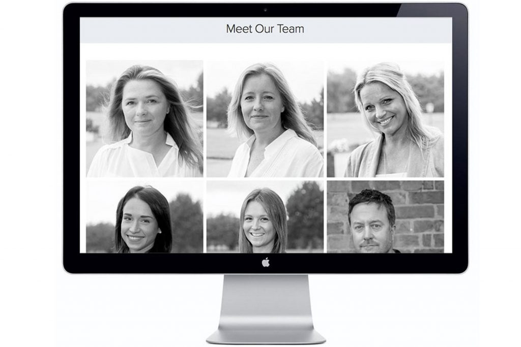 Team Heashots and Portraits Birmingham by Peter Medlicott