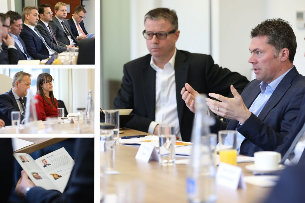 Corporate board meeting by Photographer in Birmingham and London by professional Photographer Peter Medlicott