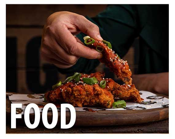 Food Photographer in Birmingham West Midlands